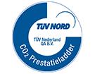 TUV CO2 Prestatieladder